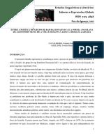 Pamela Souza Dos Passos Cavalheiro Josiele Kaminski Corso Ozelame