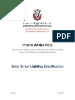 11920150954569951054_ADM Interim Advice Note_Solar Street Lighting Specification - Rev 0 13July2013