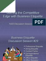 Business Etiquette.ppt