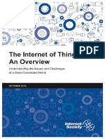 IoT an Overview