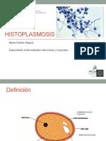 Semana 4 Clase 3 Histoplasmosis