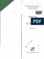 Deleuze-Nietzsche Et La Philosophie [PUF 1962]