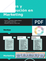 Canales y distribución de Marketing