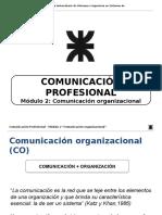 Comunicacicion Organizacional 1