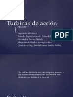 Turbinas de Accion