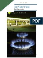 Indraprastha Gas Opportunity