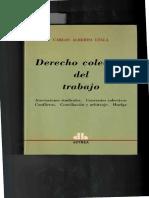 Etala, Derecho Colectivo Del Trabajo