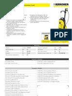 Idropulitrice a freddo Karcher HD 6-15 C