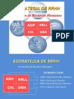 Curso RRLL 2012 administración del personal