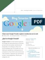 Cómo Usar Google Trends (¡Actualizado!)