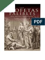 Beasley, MJ - Los Profetas Falibles Del Nuevo Calvinismo