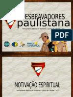 MOTIVACAO ESPIRITUAL