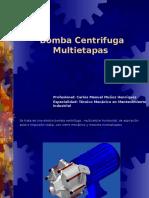 Bomba Centrifuga Multietapa