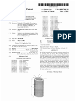 Air filter assembly having non-cylindrical filter elements, for filtering air with particulate matter (US patent 6488746)