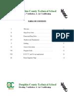 2015-2016 hvac course syllabus