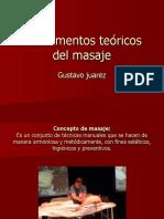 Fundamentos Teóricos Del Masaje Cartagena