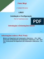 Linux Fatec