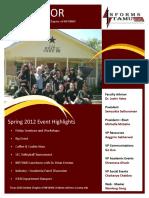 NewslettOR Spring 2012