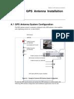 GPS Antenna Installation
