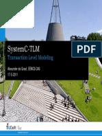 SystemC TLM