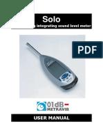 Gb SOLO V1.201 User Manual B