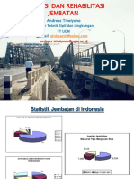 Dr. -Ing. Ir - Andreas Triwiyono - Evaluasi Dan Rehabilitasi Jembatan