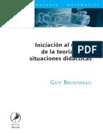 Docfoc.com-Guy Brousseau - Iniciacion Al Estudio de La Teoria de Las Situaciones Didacticas.pdf