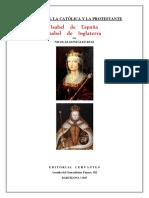 Las Dos Reinas La Católica y la Protestante
