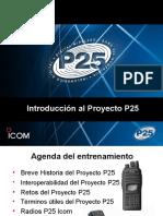 Protocolo P25 Introduccion