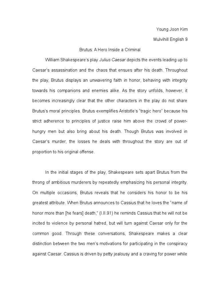 Essays julius caesar ap us history dbq essay 2002