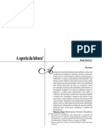 ANTELO, Raul. Aporia in IpotesLi – Revista de Estudos Literários, Vol 7 n. I