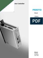 Festo Can Open Cmms
