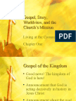Gospel and Worldview