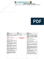 Plantilla Planificacion Semanal 3ro-4to