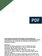 DETERMINACION DE CARBOHIDRATOS TOTALES.pptx