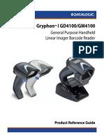 Datalogic User Manual 38-129-137