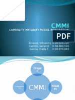 Tema 4 - CMMI