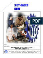 CBC TM 1 Trainer Assessor