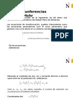 Ciercunferencia de Mohr