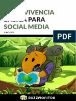 Kit de supervivencia básica para Social Media