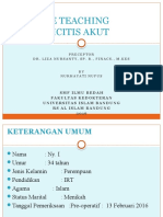 BST Appendisitis - Nufus