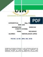 Documentos de Recursos