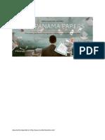 The Panama Papers Corrupcion en Panama