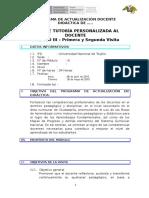 PLAN DE TUTORÍA PERSONALIZADA MÓDULO III.doc