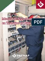 Manual Seg YSalud Trabajos Baja Tensión