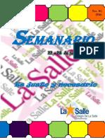 Semanario No 5 22022016