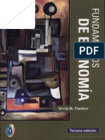 Fundamentos de Economía - Irvin B. Tucker (3ra Edición)