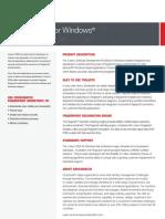 Digital Persona U.are.U SDK for Windows