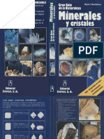Geologia Minerales y cristales