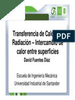 Radiacion-Intercambio